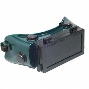 Óculos de Solda CG 500 VISOR ARTICULADO - CARBOGRAFITE