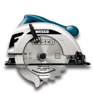 SERRA CIRCULAR 7.1/4 110V 1500W - WESCO