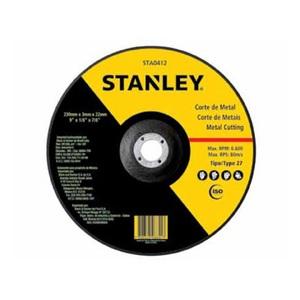 DISCO DE DESBASTE 7 - STANLEY