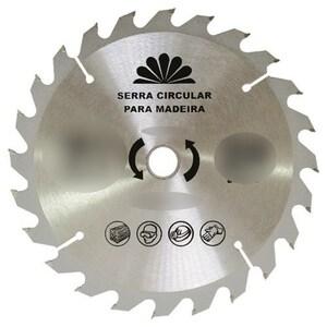 SERRA CIRCULAR P/MADEIRA 9.1/4 X 36D