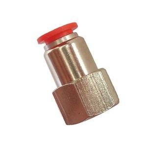 Conexão Reta FÊMEA 1/4 X 8mm - BEL AIR SPCFB 802