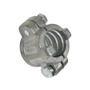 ABRAÇADEIRA ZINCO PARA MANGUEIRA DE PVC 1/2 X 20mm - HALTBAR 1620-H