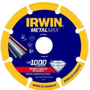 Disco de Corte diamantado MetalMax 180mm 7 - IRWIN