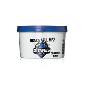 GRAXA AZUL 500GR