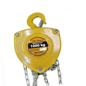 TALHA MANUAL 1000 KG  3 Metros - LYNUS