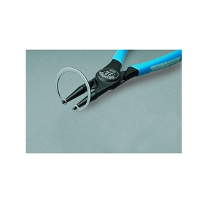 Alicate para anéis internos pontas retas - GEDORE 8000/J1