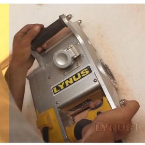 Cortadora de parede com fresa 1100W  220V - LYNUS 5045.7