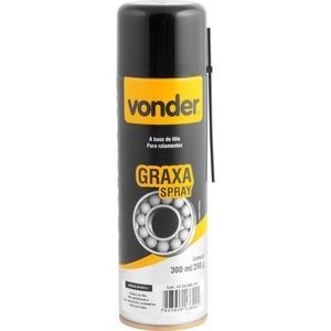 GRAXA BRANCA SPRAY 300 ML