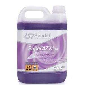 DETERGENTE SUPER-AZ  5LTS MAX