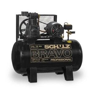 Compressor de Ar Bravo CSL 15BR/100L  220V - SCHULZ 921.7974-0