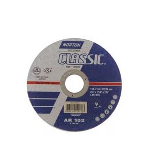 DISCO CORTE P/AÇO INOX 115X22 1.0 CLASSIC