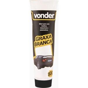 GRAXA BRANCA 80G VONDER