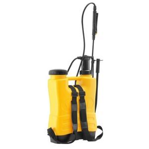 Pulverizador costal agrícola 12 litros - 4 BICOS - VONDER 62.40.012.012