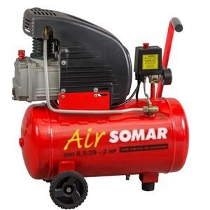 Compressores de Ar - Air Somar SMI 8,5/25 120 LIBRAS  - SOMAR