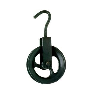 Roldana para poço gancho 14 cm - Biehl