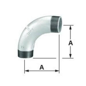 Curva Macho TupyBSP - 1.1/2 40mm