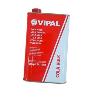 Cola vulk lata 900 ml  cimento - vipal 475006