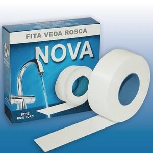 Fita veda rosca Nova 18mm X 50 m - NOVA
