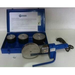 Termofusora 220V 1100W Bocais 75 à 110 mm - TOP FUSION TRM20905