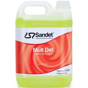 DETERGENTE Mult Det 5 litros - SANDET