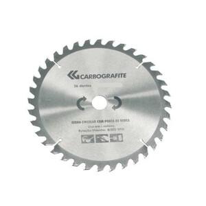 Disco serra circular 36D 200mm x 30mm 7.000 RPM -CARBOGRAFITE