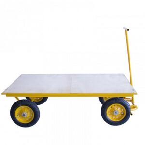 Carrinho Plataforma com base de madeira CAPAC. 600kg - HORBACH