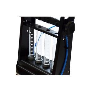 Máquina de limpeza e teste de bicos injetores - kitest KA-080/1L