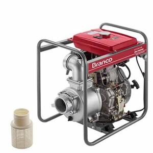 Motobomba a diesel 10 cv COM PARTIDA ELÉTRICA - BD-700 E - BRANCO