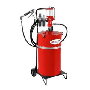 Propulsora Pneumática de graxa com reservatório de 50kg c/ carrinho - LUB 5030