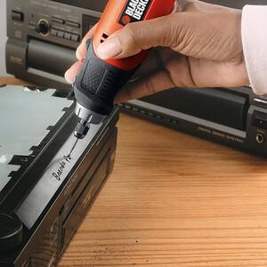 MICRO RETÍFICA HOBBY 110V - RT650KA - BLACK&DECKER