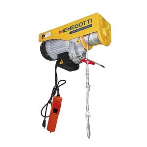 Guincho elétrico Prime 150 -300 KG 650W 220V - MENEGOTTI