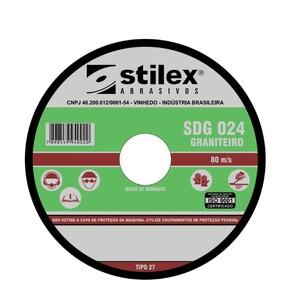 DISCO DE DESBASTE P/CONCRETO 9 x 1/4 x 7/8 Pol. - STILEX