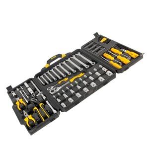 Jogo de ferramentas com 110 peças - VONDER