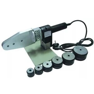 Termofusora 220V 800W – 20/63 mm - TOP FUSION
