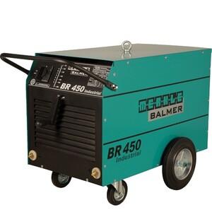 RETIFICADOR PARA SOLDA BR 450 Industrial  BALMER