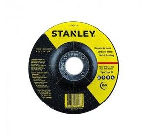 DISCO DE DESBASTE 4 1/2 STANLEY