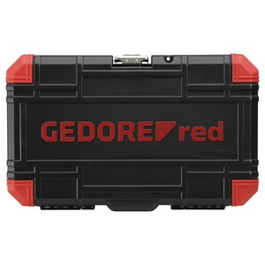 JOGO SOQUETE TORX - 1/2 MACHO/FEMEA GEDORE RED