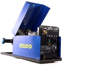 Máquina de Solda Mig 130 115A 220 V Mono - WELD VISION