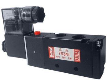 VALVULA SOLENOIDE DIF AREA 1/4 5V - 220VCA IMPOR.