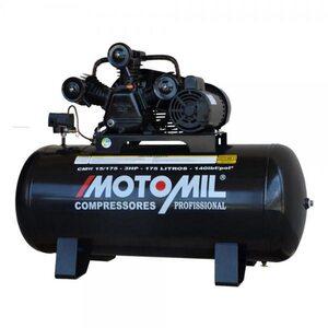 COMPRESSORES DE AR CMW 15/175L 220V 3HP - MOTOMIL 30607.7