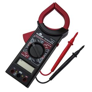 Multímetro Digital com Alicate Amperímetro - Worker 100684